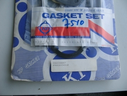 Cylinderkop dichtingen set compleet Gasket set: