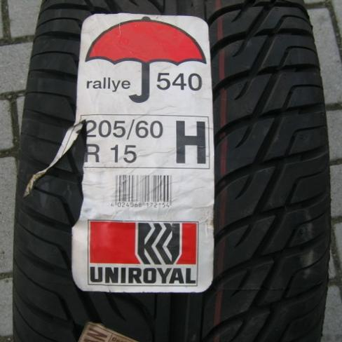 Band Uniroyal Rally 540 nieuw(2709) - Autobanden - Auto accessoires - Oldtimercentrale